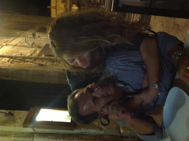 marco davola e la figlia giuliana